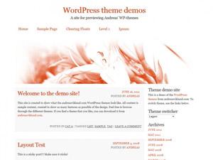 Lagom theme for WordPress