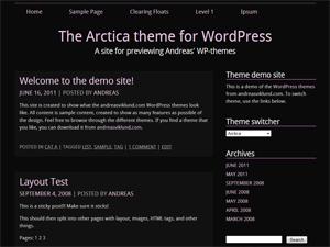 WordPress themes | andreasviklund.com