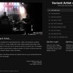 Variant Artist screenshot