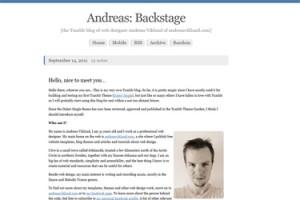 Tumblr themes | andreasviklund com