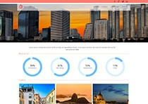 Latest HTML/CSS template: Bulgaria